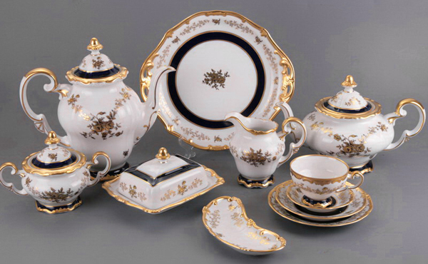 Чайный сервиз АННА АМАЛИЯ от Weimar Porzellan