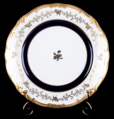 Набор тарелок 24 см АННА-АМАЛИЯ