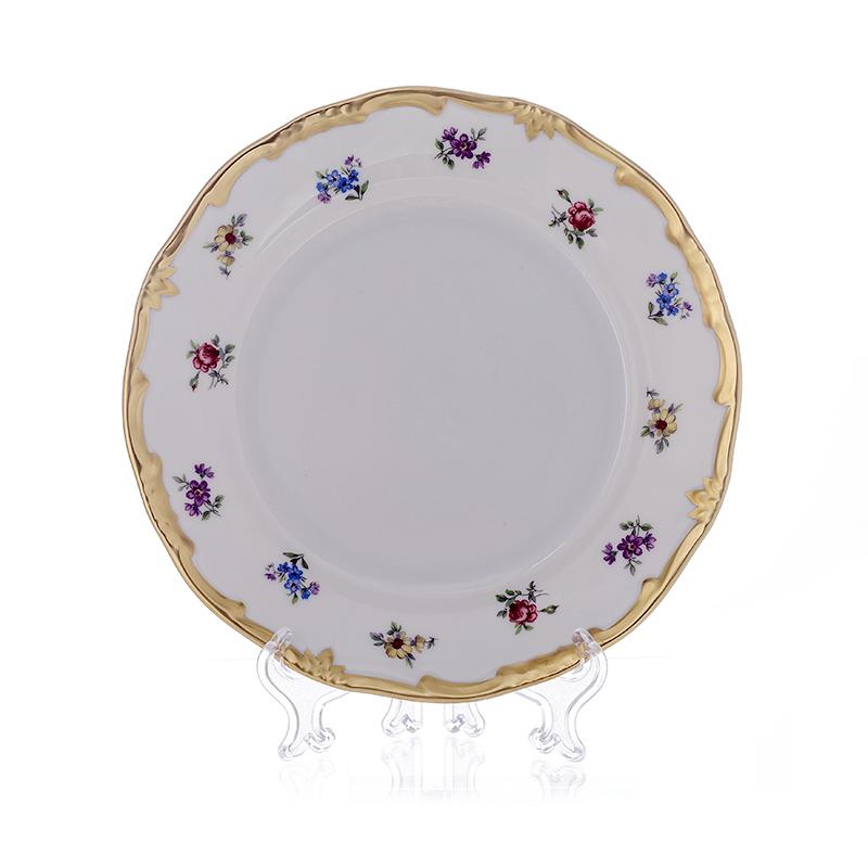 Набор тарелок 17 см МЕЙСЕНСКИЙ ЦВЕТОК