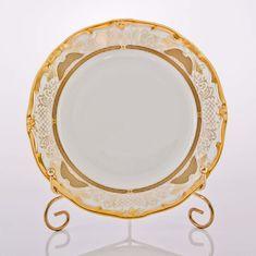 Набор тарелок СИМФОНИЯ ЗОЛОТАЯ от Weimar Porzellan
