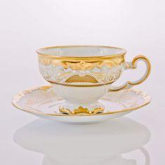 Набор чайных пар СИМФОНИЯ ЗОЛОТАЯ